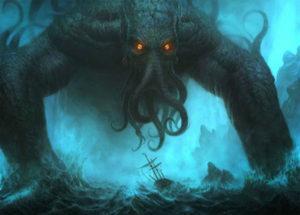 Великий Ктулху - мифическое божество