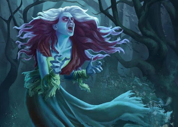 Демоническая фея в одной из возможных ипостасей