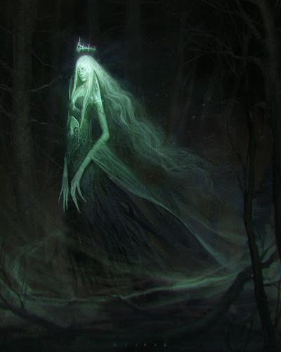 Прекрасная фея из Артуровской легенды