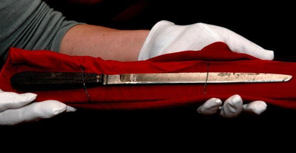 Оружие Джека-потрошителя - фото на mifistoria.info