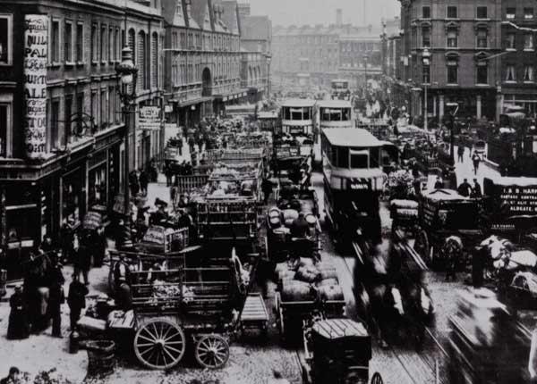 Лондон, 19 век - фото на mifistoria.info