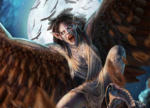 Гарпия мифология - изображение на mifistoria.info