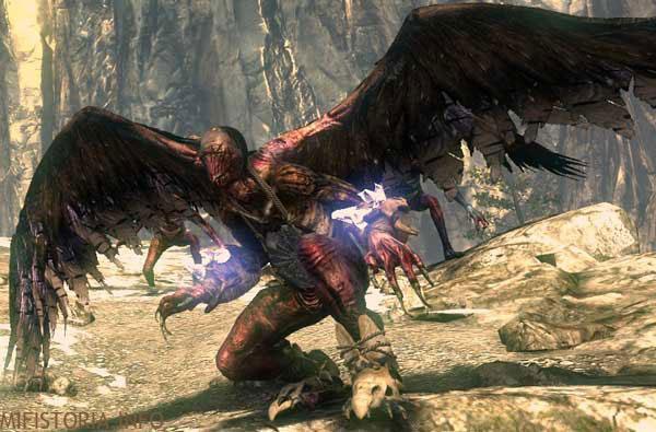 Ведьмак 2 - изображение на mifistoria.info