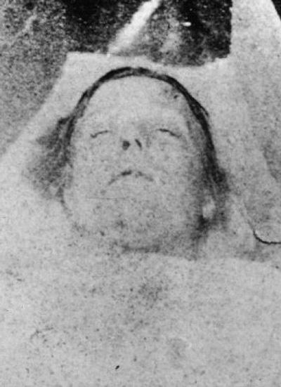 Мэри Энн Николз посмертное фото - на mifistoria.info