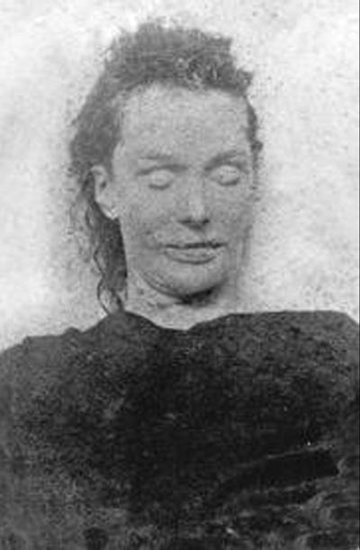 Элизабет Страйд - фото на mifistoria.info