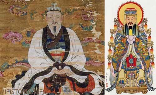 Нефритовый император - рисунок на mifistoria.info