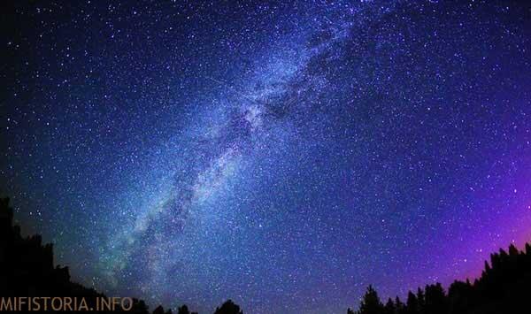 Млечный путь - фото на mifistoria.info
