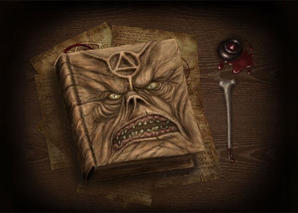 Некрономикон, Книга мертвых, история появления - фото на mifistoria.info