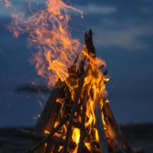 Огонь - символ тепла и защиты - фото на mifistoria.info