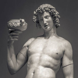 Дионис, греческий бог - фото на mifistoria.info