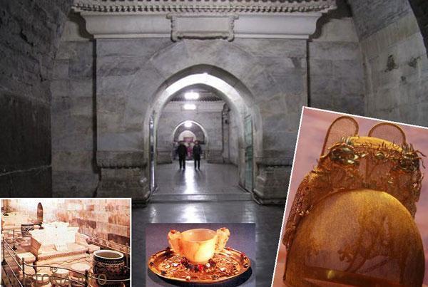 Внутри гробниц Мин - фото на mifistoria.info