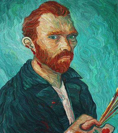 Винсент Ван Гог, портрет - изображение на mifistoria.info