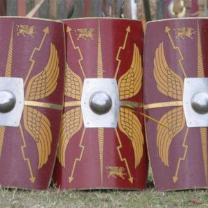 Римские щиты - фото на mifistoria.info