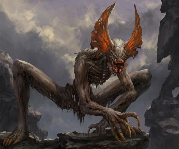 Демон башни