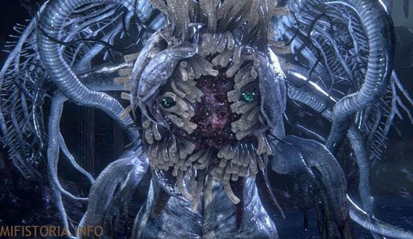 Bloodborne боссы - скриншот на mifistoria.info