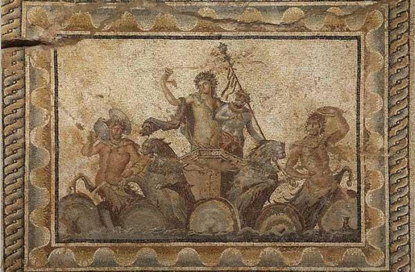 Dionis мозаика - фото на mifistoria.info