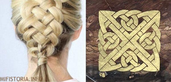 Символические волосы и резьба - фото на mifistoria.info