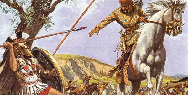 Война Спарты и Персии - изображение на mifistoria.info
