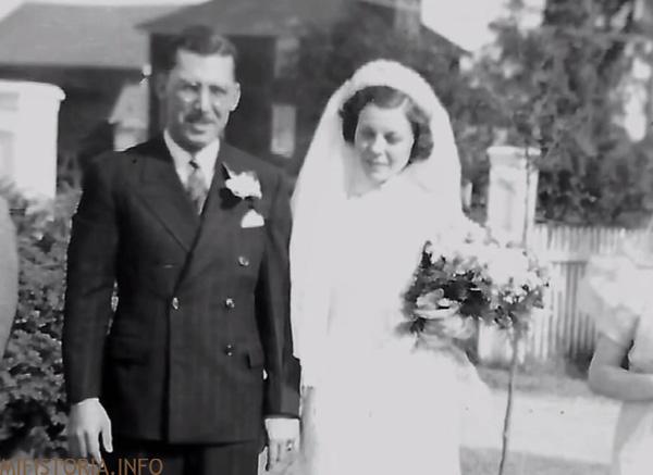 Мать и отец Кинга - фото на mifistoria.info