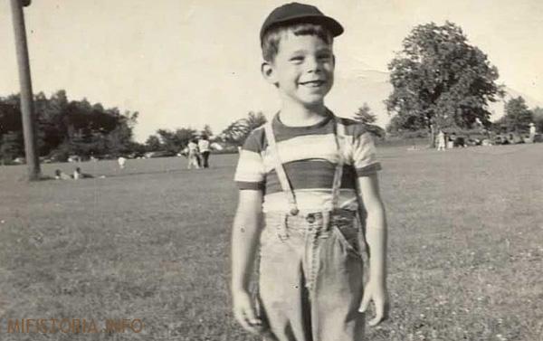 Юный Стивен - фото на mifistoria.info