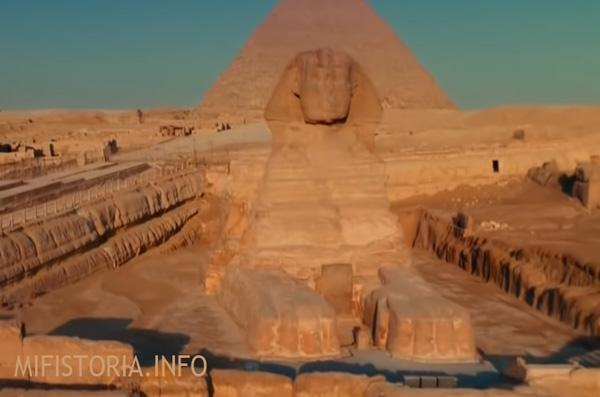 Большая скульптура Sfinksa - фото | mifistoria.info