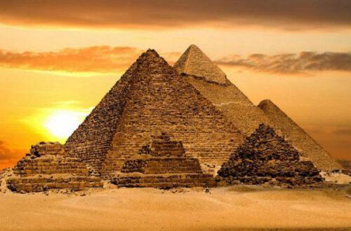 Пирамида Фараона Хеопса - история строительства и фото на mifistoria.info