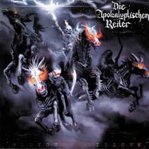 Die Apokalyptischen Reiter - картинка
