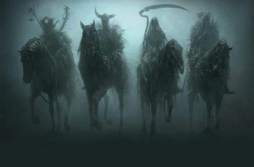 4 всадника Апокалипсиса - история и фото на mifistoria.info