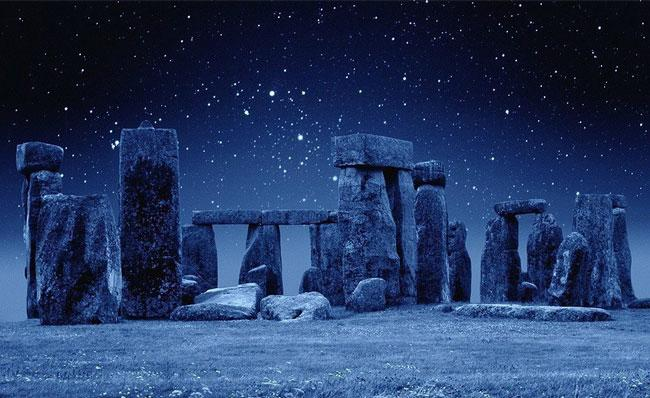Звездной ночью