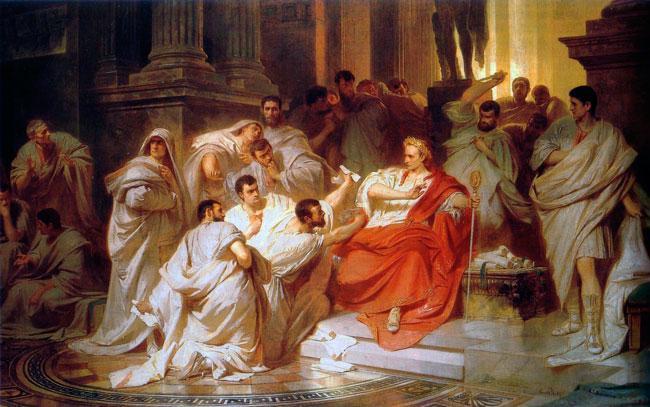 «Убийство Цезаря»