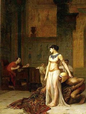 «Клеопатра и Цезарь»