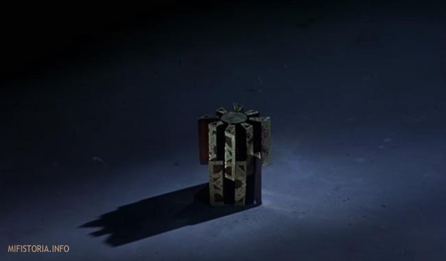 Открывается шкатулка Лемаршана - фотография на mifistoria.info