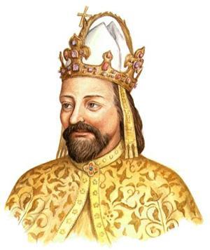 Карл IV – король Чехии