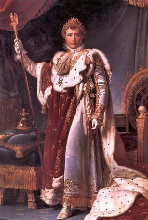 Франсуа Жерар. Портрет Наполеона Бонапарта