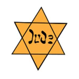 Желтая звезда Давида - картинка на mifistoria.info