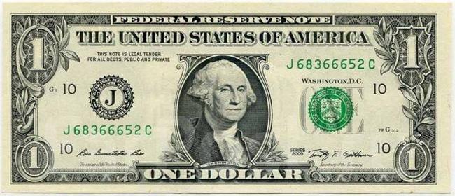 Доллар с тремя шестёрками