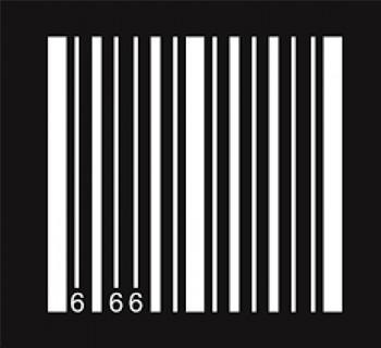 Штрих-код 666