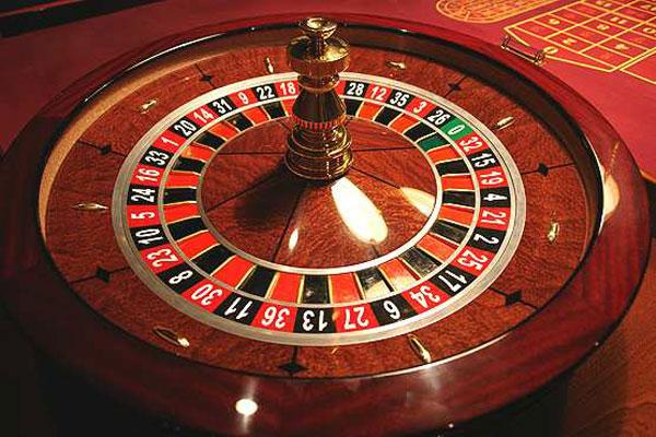 игровая рулетка в казино