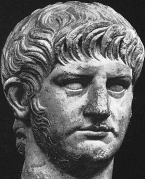 Бюст Нерона цезаря