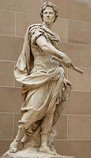 Статуя Цезаря (скульптор Николя Кусту)