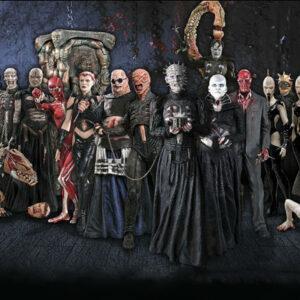 Сенобиты во главе с Пинхетом - фото на mifistoria.info