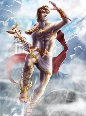 Бог Гермес
