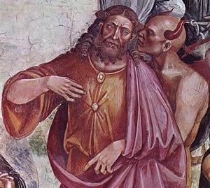 Антихрист и Дьявол