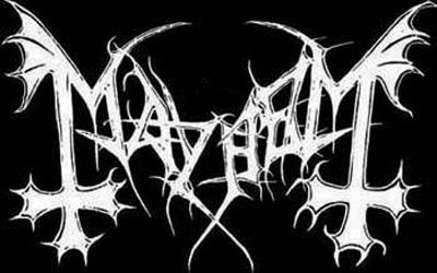 Логотип Mayhem