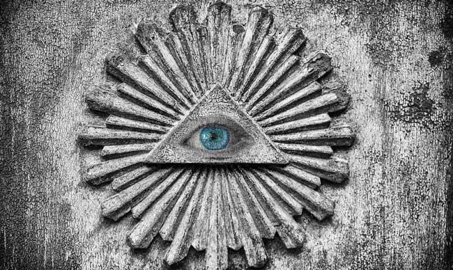 Всевидящее око в оккультизме
