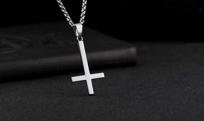 Перевёрнутый крест антихриста