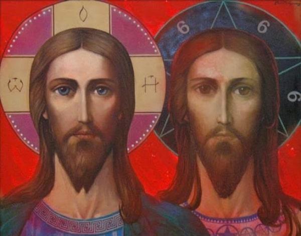 Христос и Антихрист
