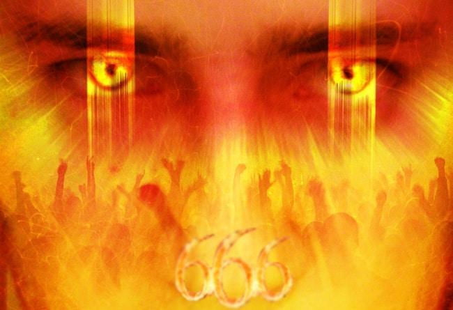 Число антихриста «666» - фото на mifistoria.info