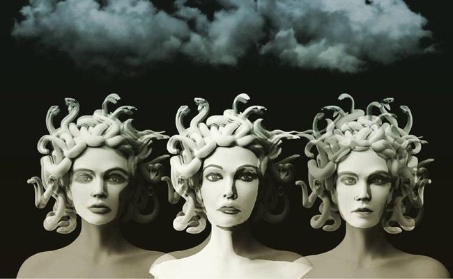 Три сестры Горгоны
