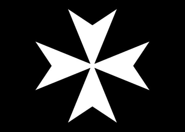 Мальтийский крест - значение и фото на mifistoria.info